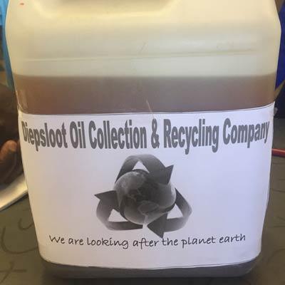 Diepsloot Oil Recycling