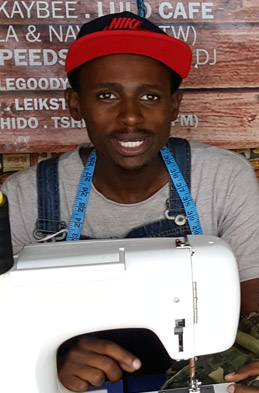 Thapelo Segami